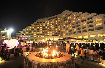 沖繩全日空石垣島洲際度假酒店入住手續