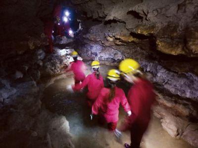 ガンガラーの谷 南の島の洞窟体験
