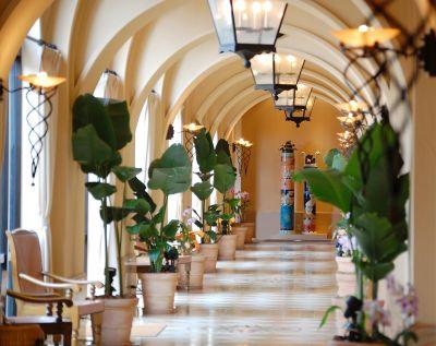 ホテル日航アリビラ 回廊