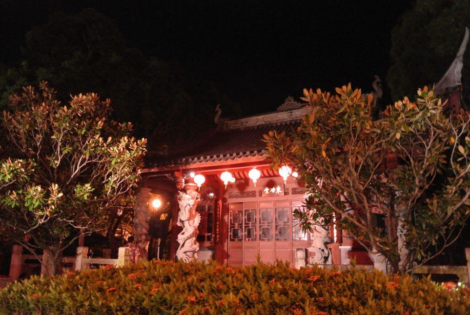 福州園 東治堂