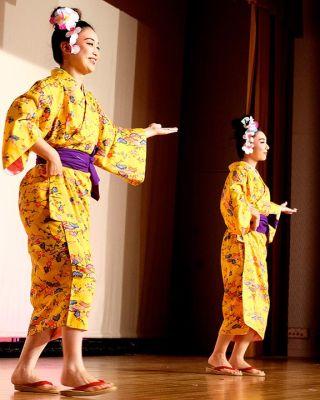みなみ芸能オフィス・琉球舞踊1