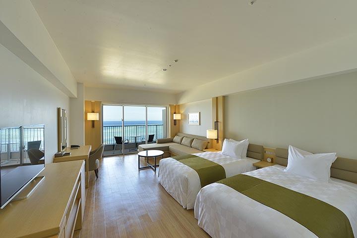 ホテルオリオンモトブリゾート&スパ客室