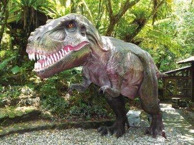 御菓子御殿 名護店恐竜PARK2