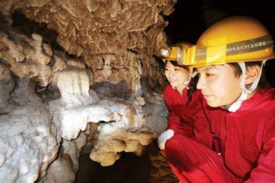 おきなわワールド 南の島の洞くつ探検