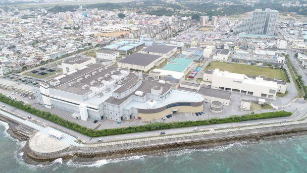 沖縄県企業局 北谷浄水管理事務所海水淡水化センター