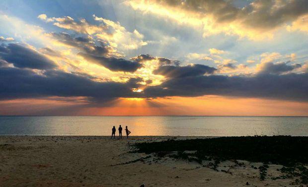 イーフビーチ朝日