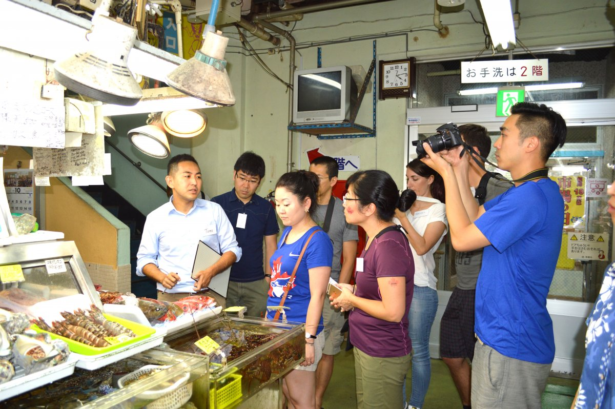 Taste of Okinawa Cooking Experience「料理体験プログラム」