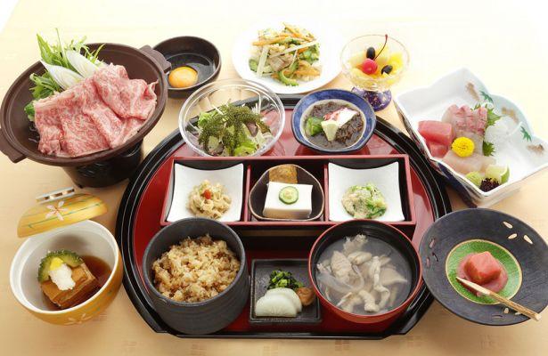 ディナー龍樋 4200円(税別)