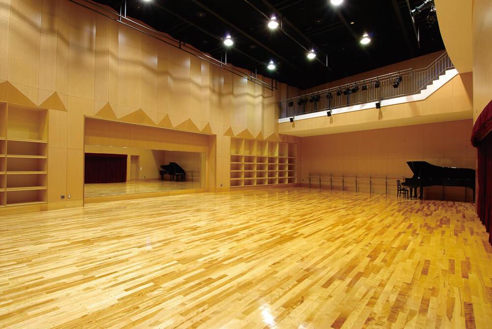 練習室(リハーサルルーム)
