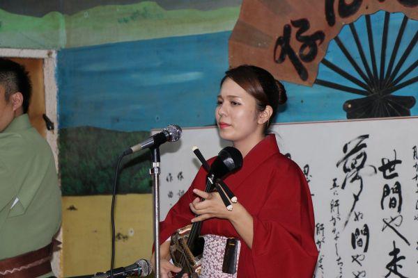 琉球芸能うとぅいむち~沖縄市への誘い~