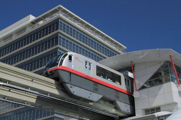Okinawa Urban Monorail Inc.Yui Rail Pavilion
