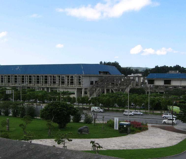 21st Century Forest Gymnasium