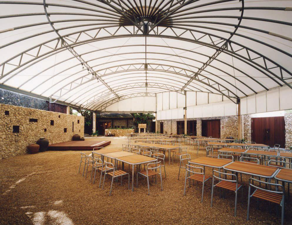 島の駅 カビラガーデン