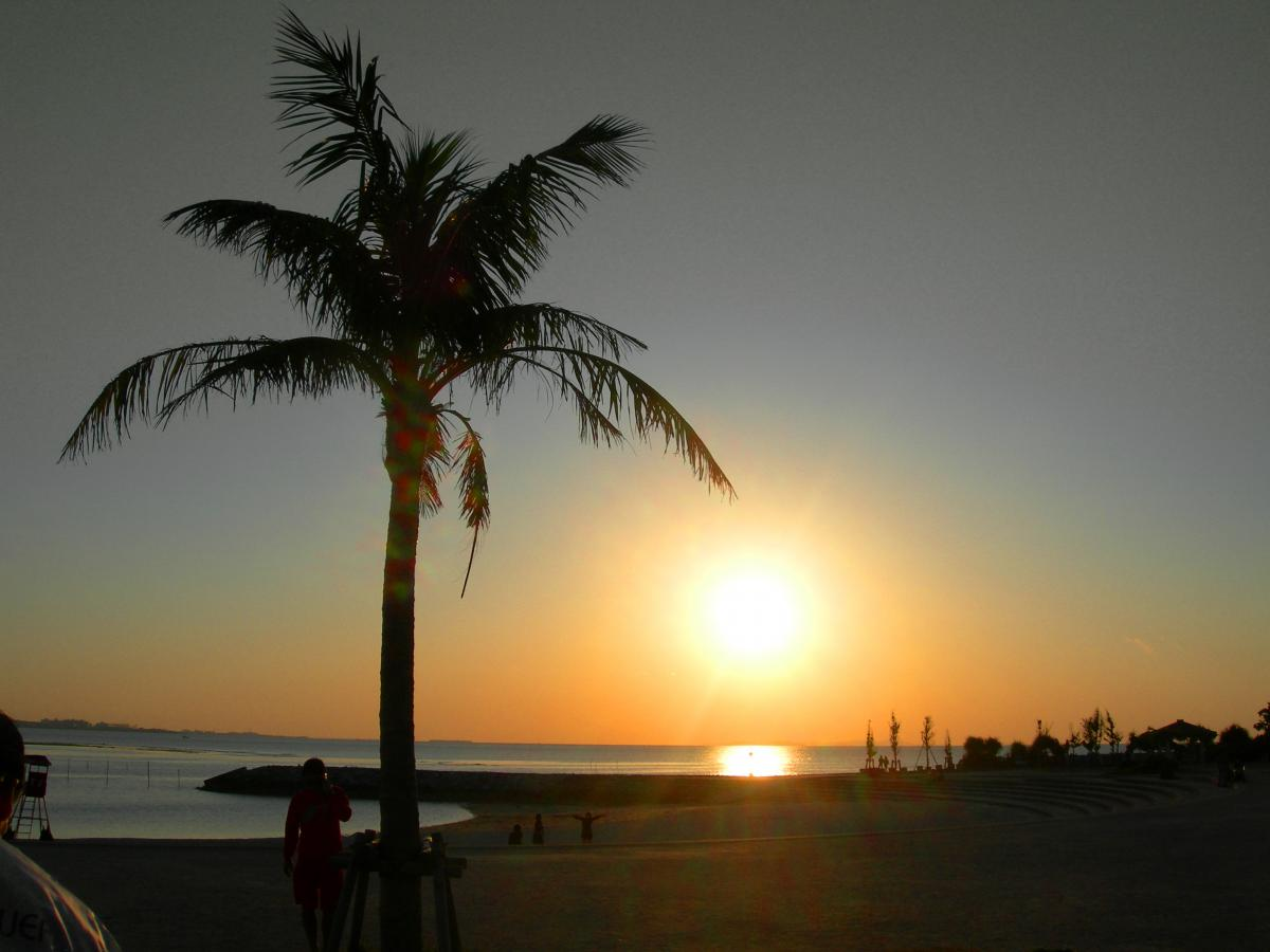 Chatan Park Sunset Beach