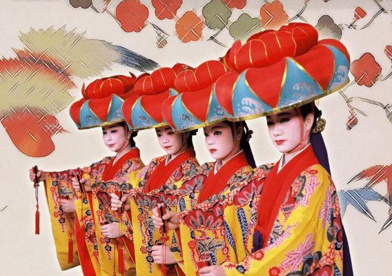YOTSUTAKE Kume Ryukyu Dishes and Dance