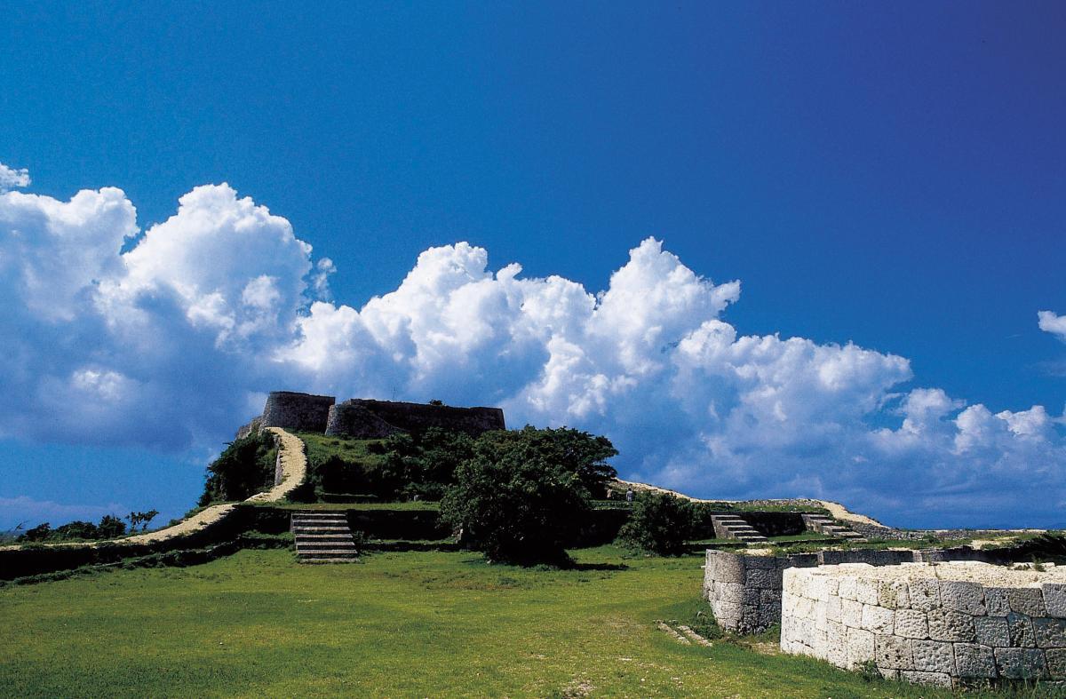 Katsuren Castle Ruins