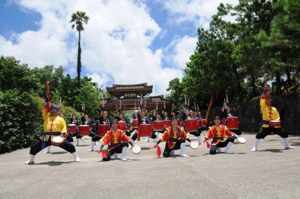琉球國祭り太鼓