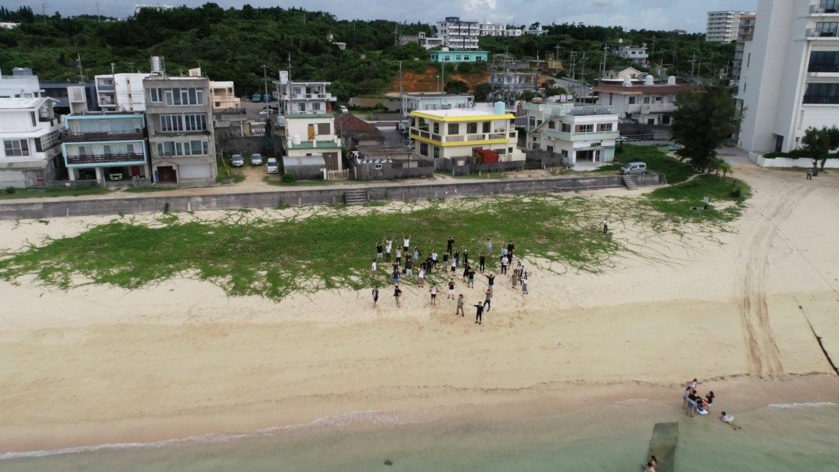 沖縄ツーリスト(株)ドローンビジネス開発室