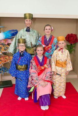ちゅら桜「琉装・浴衣・着物の着付け体験」