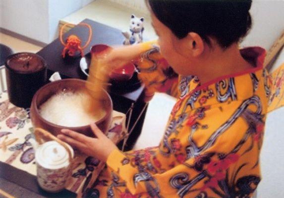NPO法人 琉球の茶道 あけしのの会