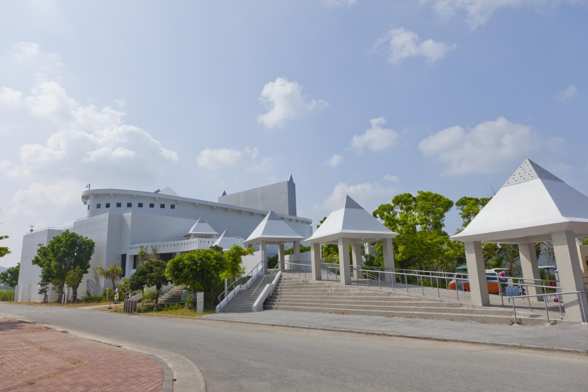 南城市文化センター シュガーホール