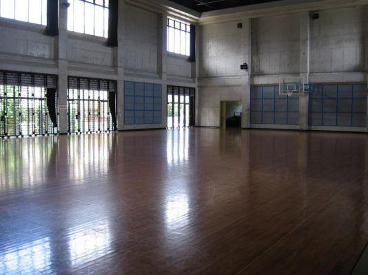 21世紀の森体育館