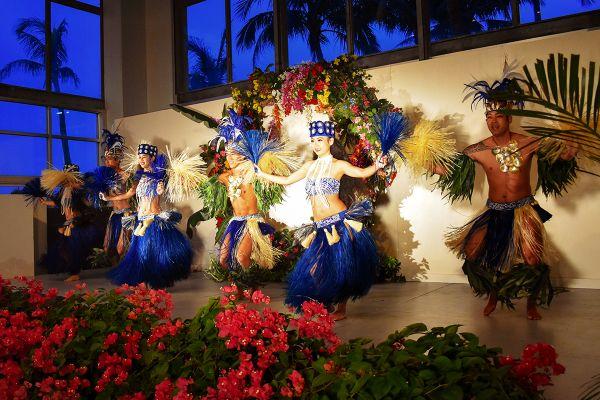 ポリネシアンフラダンスショー