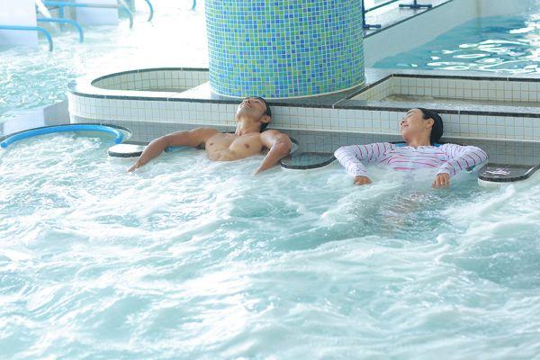 タラソセラピー体験(バーデゾーン温浴)