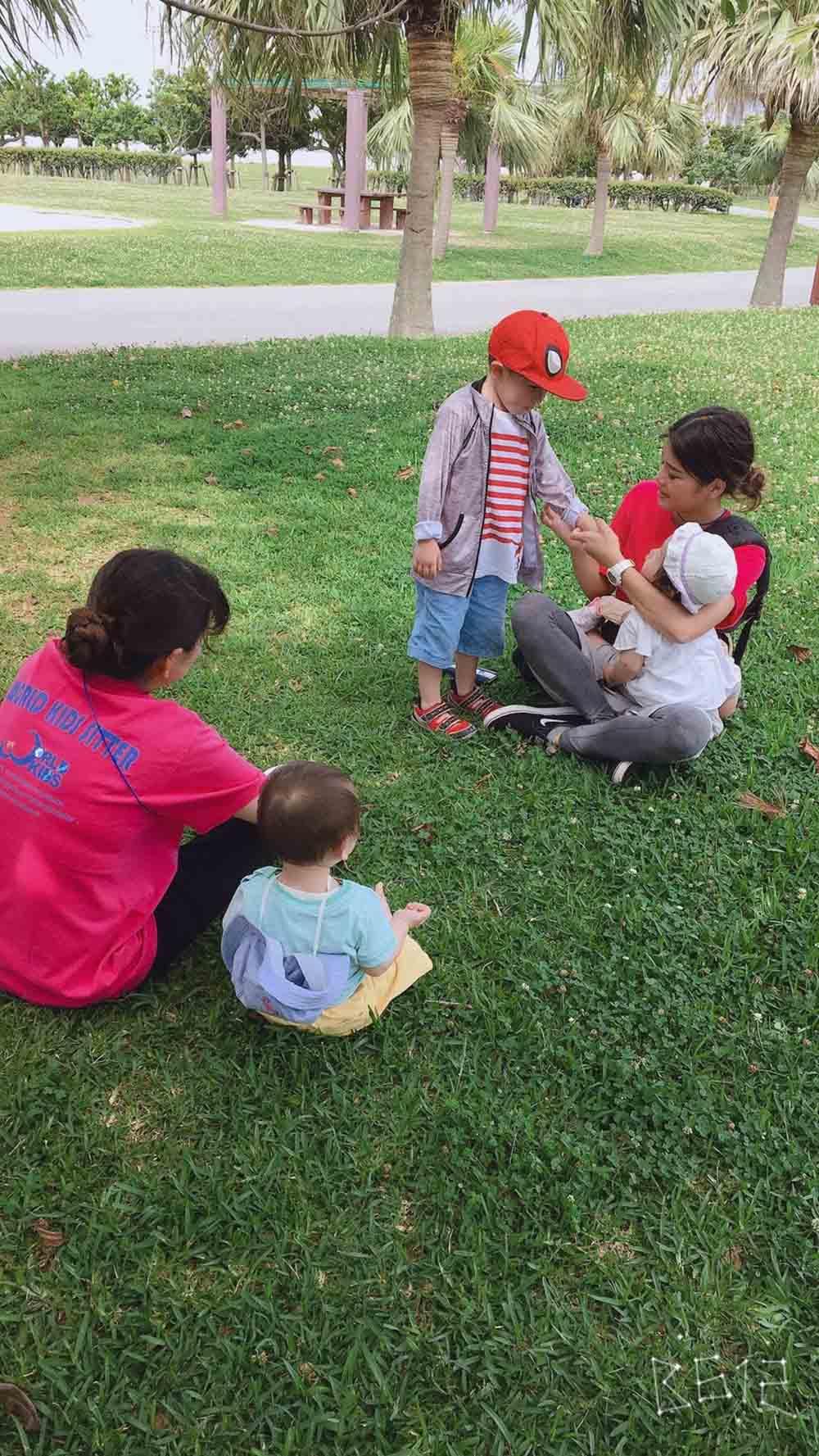 「ワールドキッズ」リゾートベビーシッター派遣、MICE用託児スペース設営サービス