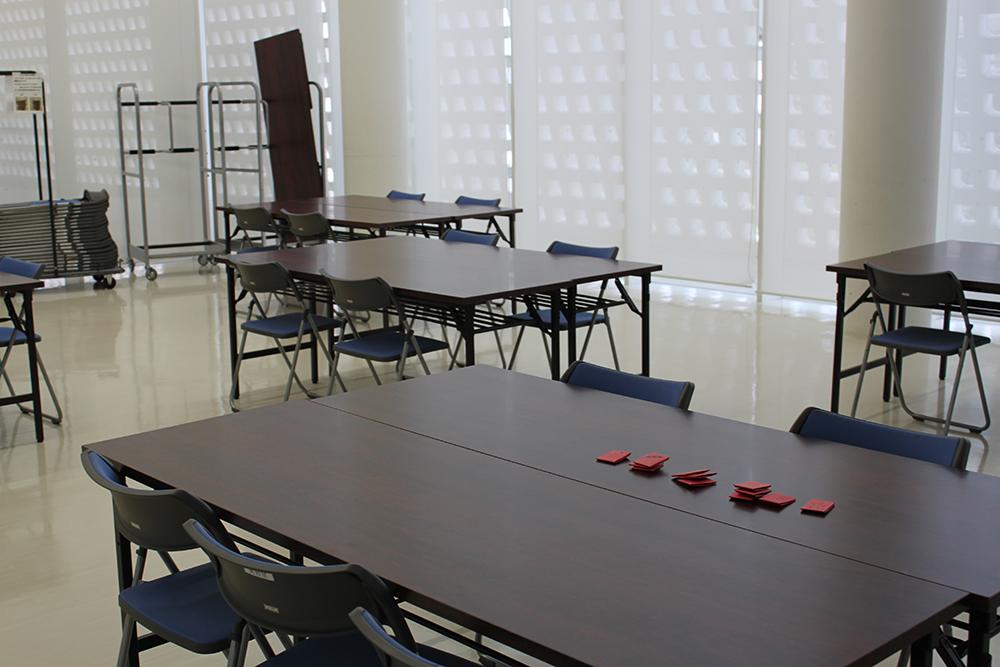 博物館 実習室