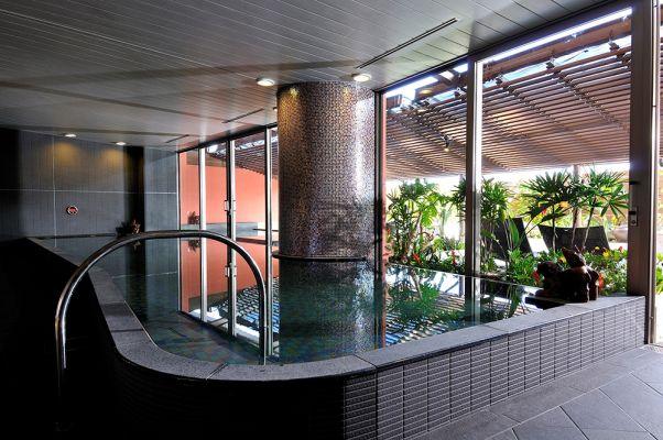 ロワジールスパタワー那覇 海人の湯