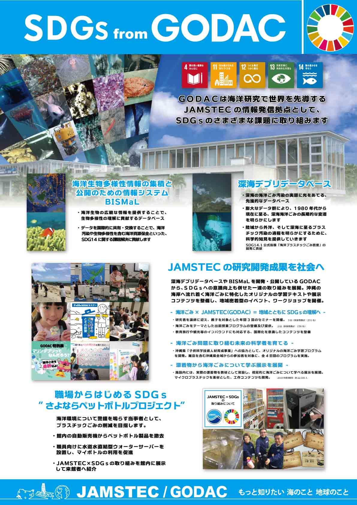 Global Oceanographic Data Center (GODAC) / JAMSTEC