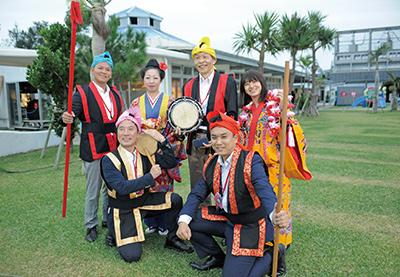 2 設置琉球傳統服飾體驗區