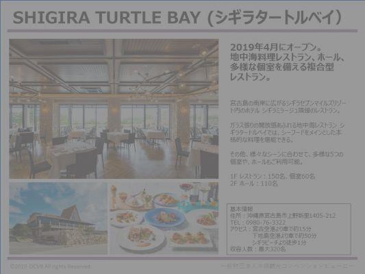 SHIGIRA TURTLE BAY(シギラタートルベイ)