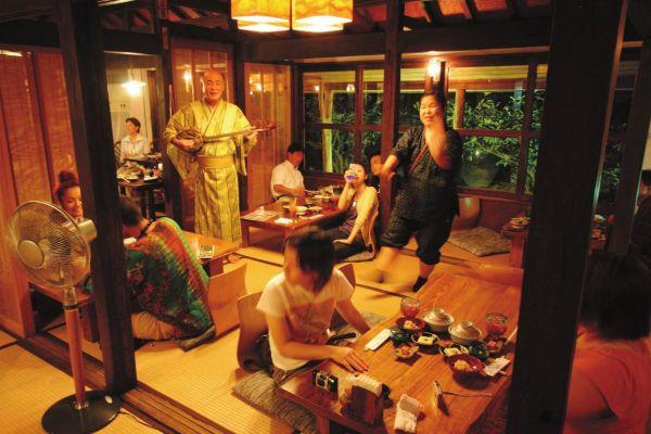 Okinawan Traditional Cuisine Funakura no Sato