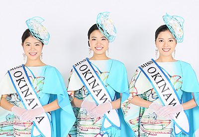 1 Attendance by Miss Okinawa