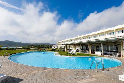 久米島イーフビーチホテル プール