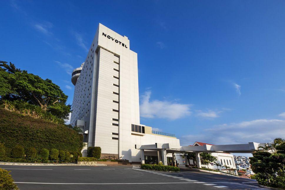 ノボテル沖縄那覇 外観