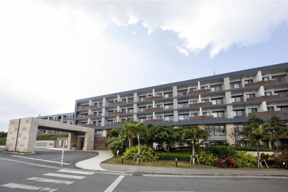 琉球温泉 瀬長島ホテル 外観