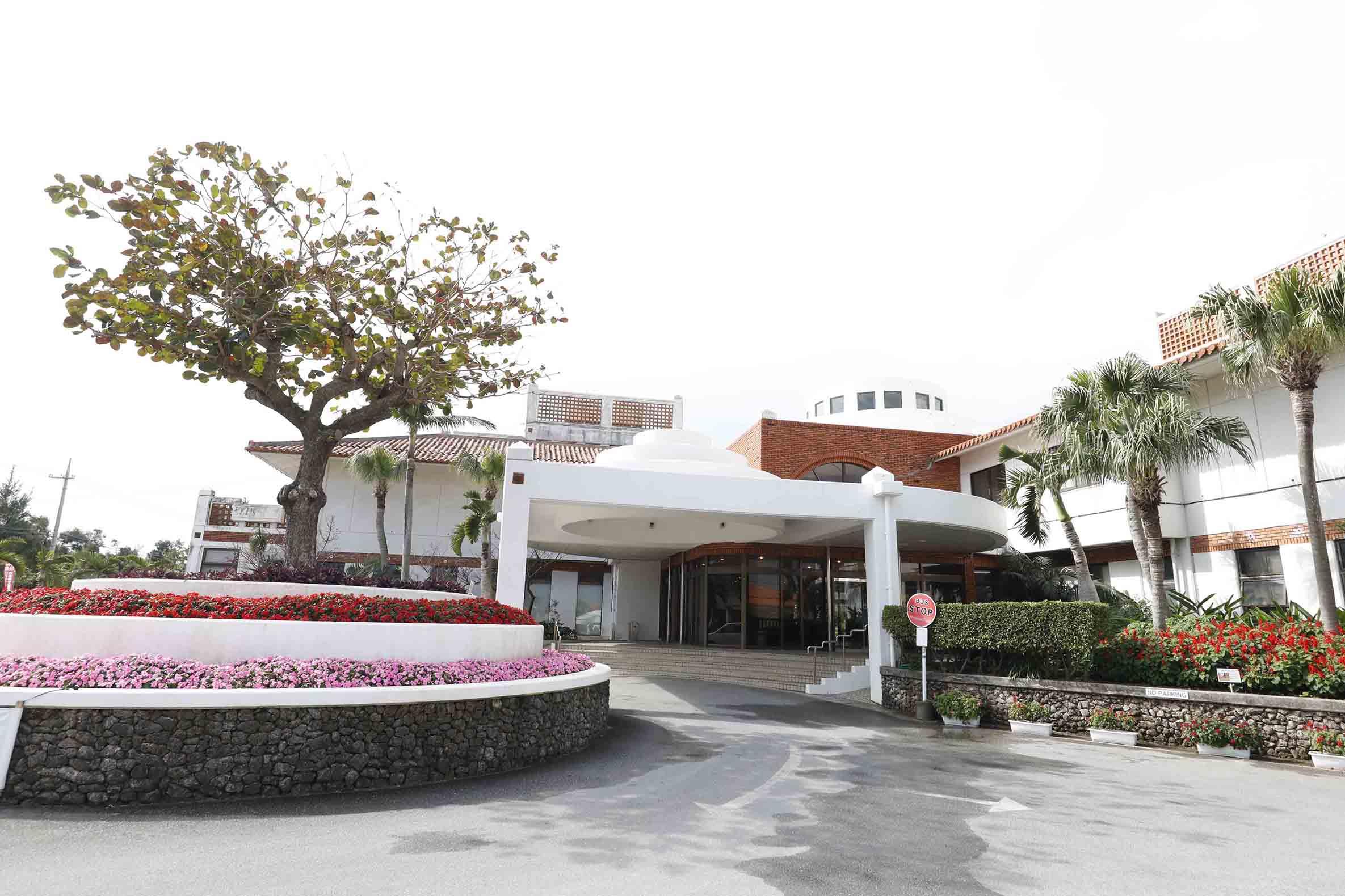 Resort Hotel Kume Island