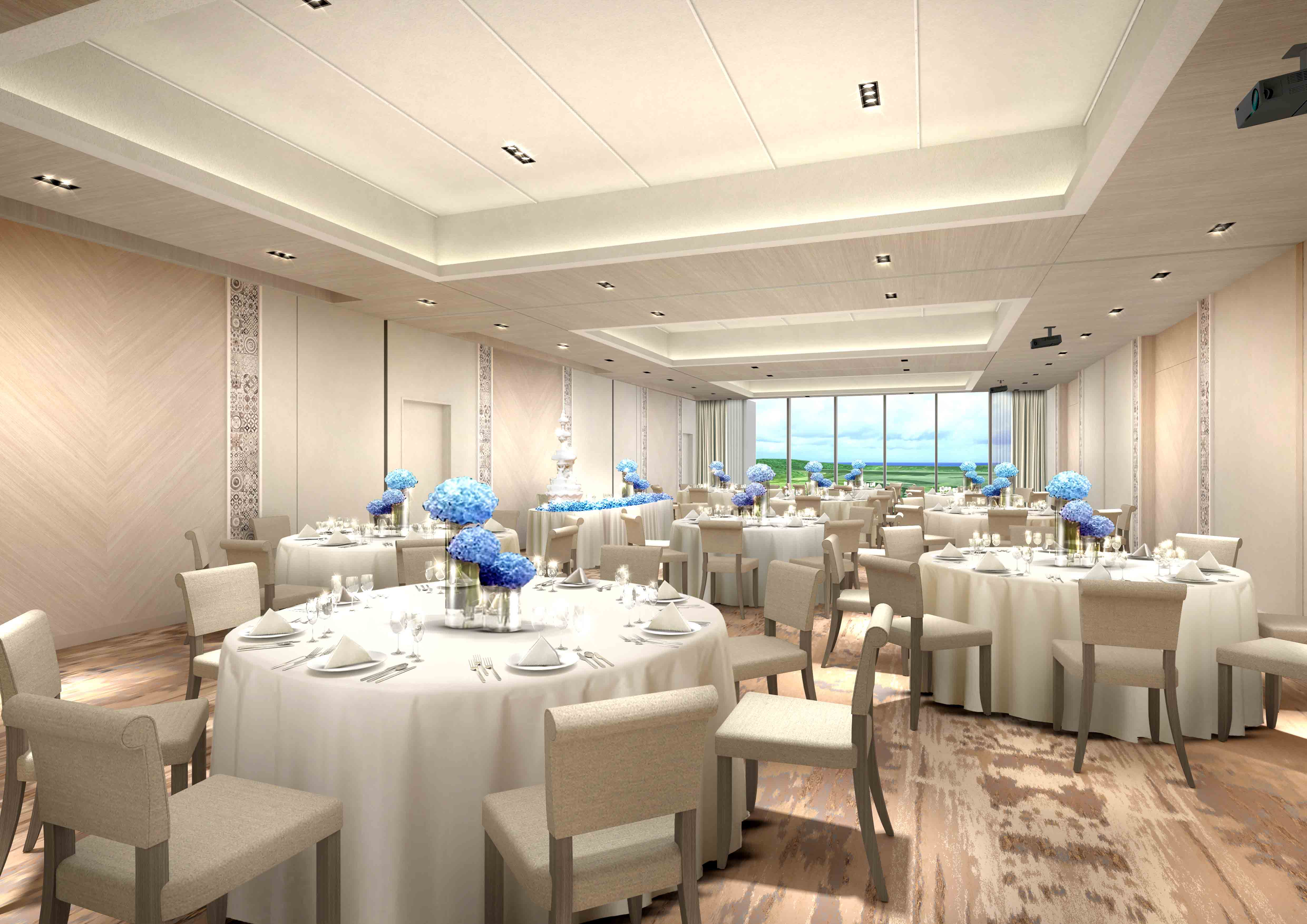 Orchid Banquet Room