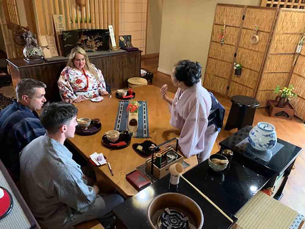 Sasagirian Tea ceremony 3