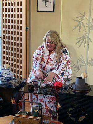 Sasagirian Tea ceremony 4