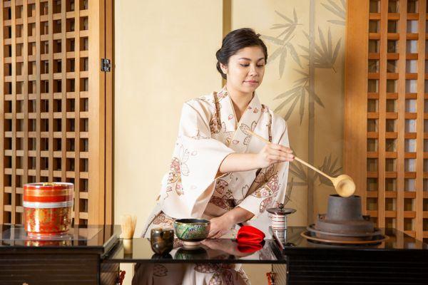 Sasagirian Tea ceremony 2