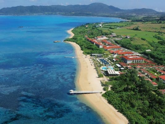 FUSAKI BEACH RESORT HOTEL & VILLAS