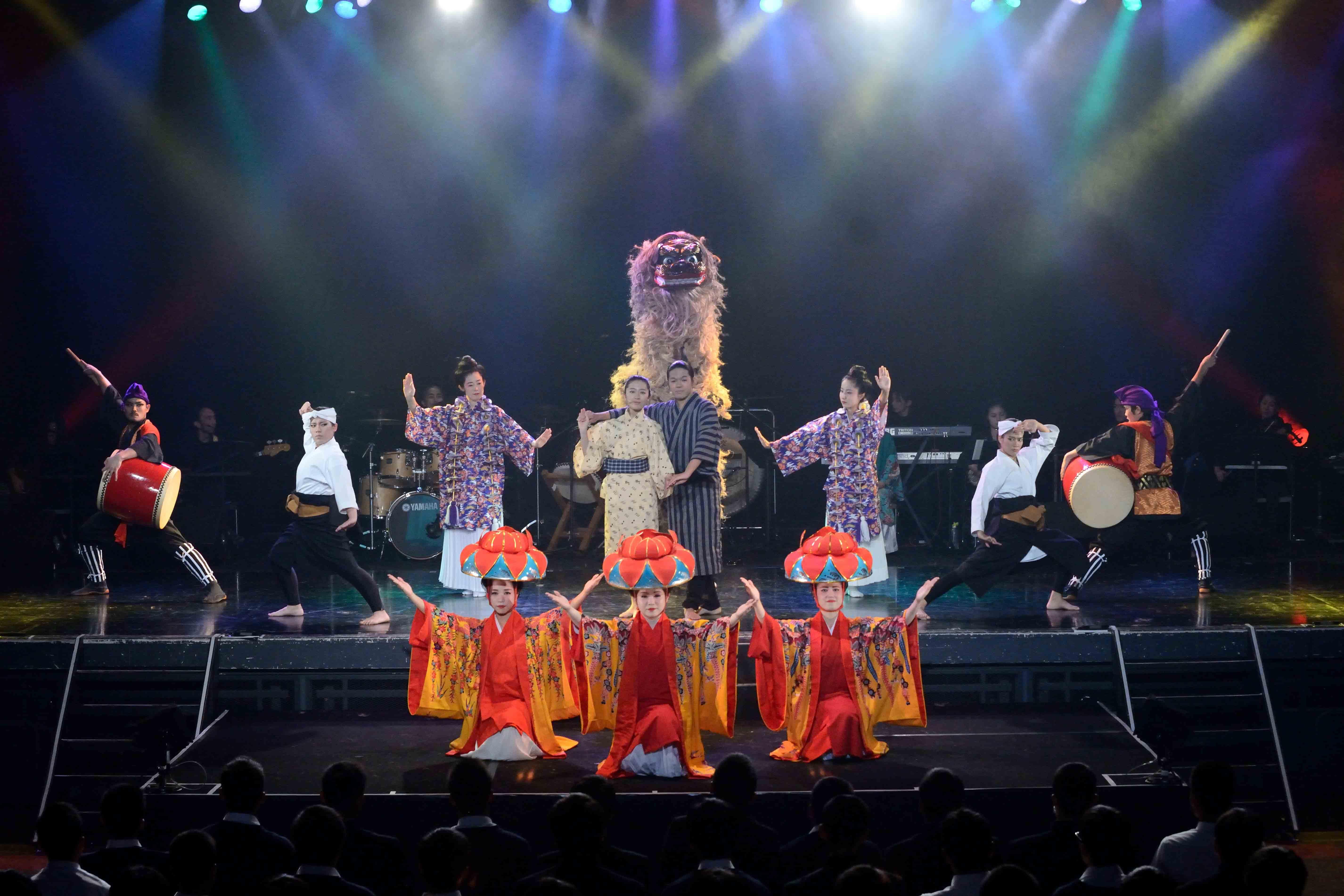 沖縄芸能総合コーディーネート「entertainment produce DSO」