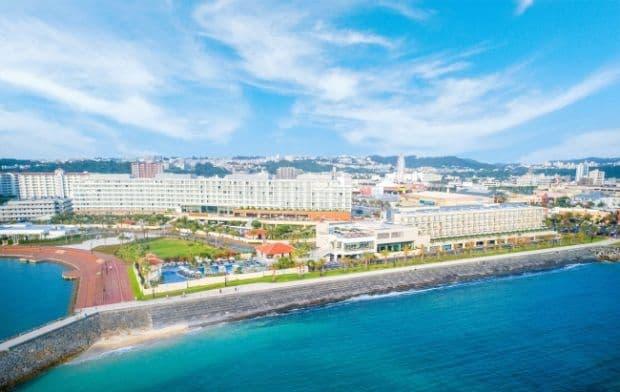 冲绳北谷希尔顿逸林度假酒店