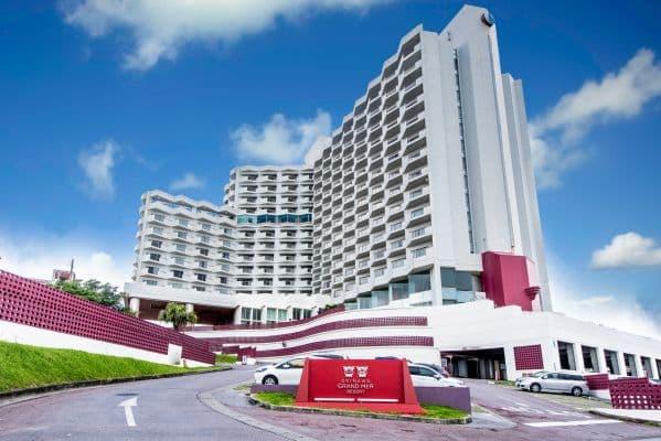 冲绳格兰美尔度假酒店
