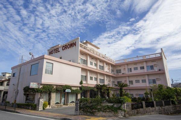 冲绳皇冠酒店