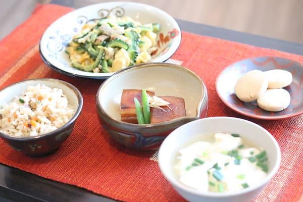 琉球料理セット